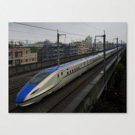 Tokyo 3407 Canvas Print