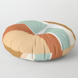 // Reminiscence 02 Floor Pillow