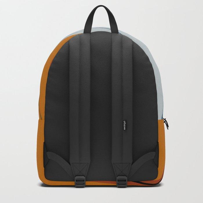fall wind Backpack