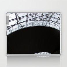 Louvre staircase Laptop & iPad Skin