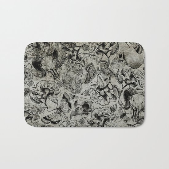 Dead Nature Bath Mat