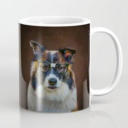 Nerd Dog Coffee Mug