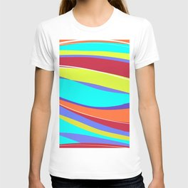 Waves of Colour T-shirt
