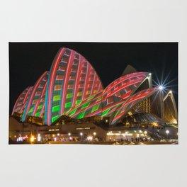 Vivid Sydney Festival Rug