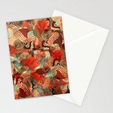 Melting Mix Stationery Cards