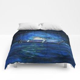 Sailing the Ocean Comforters