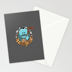 A Meeseeks Obeys Stationery Cards