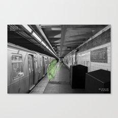 Unseen Monsters of New York - Umpteen Chunk Canvas Print