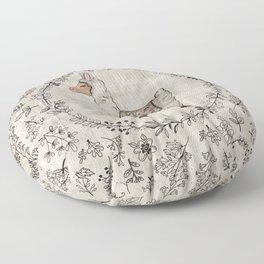 Lala Llama Floor Pillow