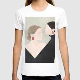 Aligned Model Flow T-shirt