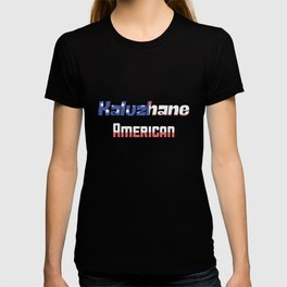 Kaluzhane American T-shirt