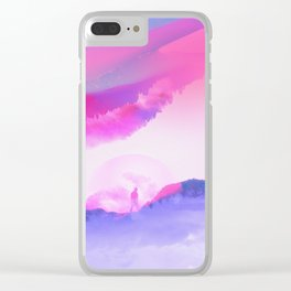 STAIRWAY TO Clear iPhone Case