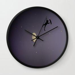 Fly Away Home... Wall Clock