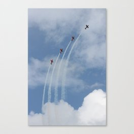 Sky High! Canvas Print