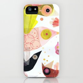 birds and more birds... iPhone Case