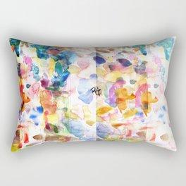 Ombre Watercolour Rectangular Pillow