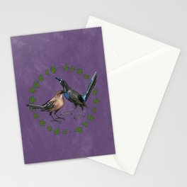 Grackles Stationery Cards