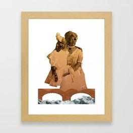 Mrs Smither-Henry Framed Art Print