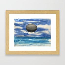 Stonerise 3 Framed Art Print