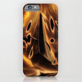 """Line & Shape: Landscaped"" iPhone Case"