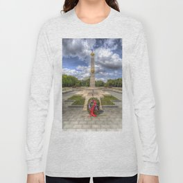 Russian War Memorial Budapest Long Sleeve T-shirt