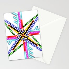 Arabic Calligraphy Mandala- Christmas Stationery Cards