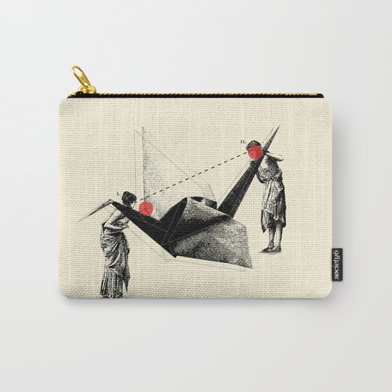 In Search Of Beauty (Circa 1876) Carry-All Pouch