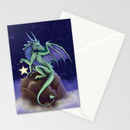 Dragon Star Stationery Cards