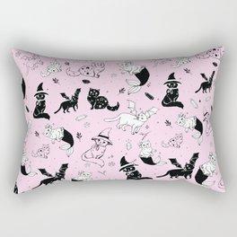 catbats purrmaids demoncats Rectangular Pillow