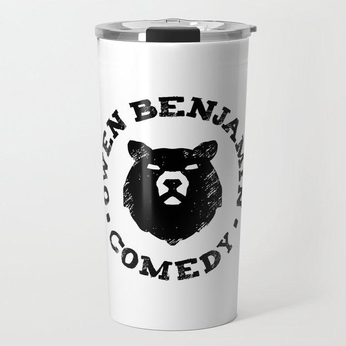 Owen Benjamin Comedy Travel Mug