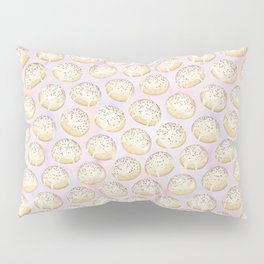 Anise Cookie Pattern (PASTEL) Pillow Sham
