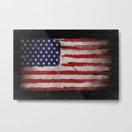 This is America Black edition Metal Print