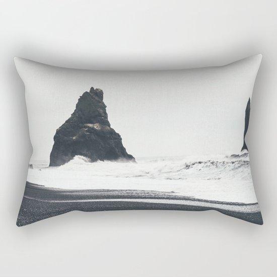 Forever gone Rectangular Pillow