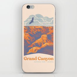 Grand Canyon National Park iPhone Skin