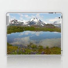 Alpine Pond Laptop & iPad Skin