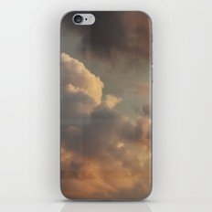 Clouds From Heaven iPhone & iPod Skin