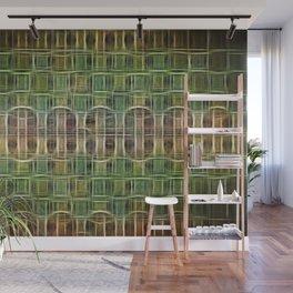 Green Dream Wall Mural