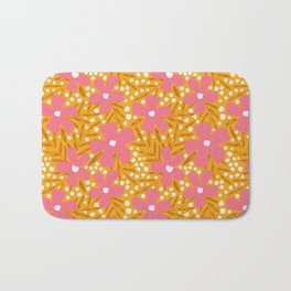 Tequila Sunrise Bath Mat