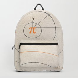 irrational glance Backpack