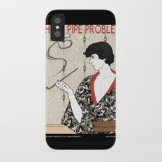 Three Pipe Problem Slim Case iPhone X