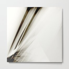 Heavy Whipping Metal Print