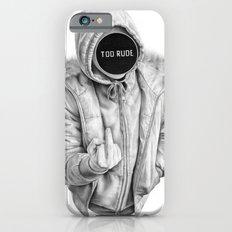 Censored Slim Case iPhone 6s