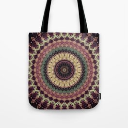 Mandala 273 Tote Bag