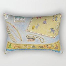 Maine Toys 1965 Rectangular Pillow