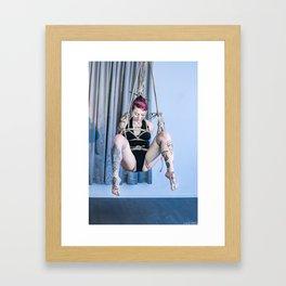 SpiceGhoul - Initiation Framed Art Print