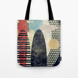 VIDA Foldaway Tote - HEART AND SOUL 2 by VIDA