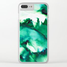 Ink 23 Clear iPhone Case