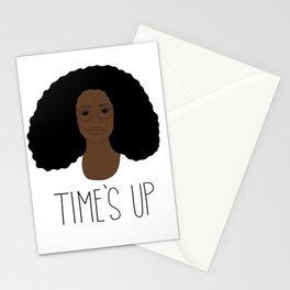 Oprah - Time's Up Stationery Cards