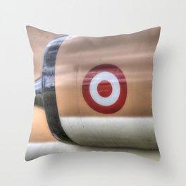 Turkish Air Force Roundel Throw Pillow