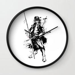 Werewolf (Ōkami) Wall Clock